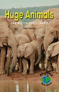 Huge Animals: Learning the Long U Sound