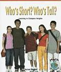 Who's Short? Who's Tall?: Learning to Compare Heights