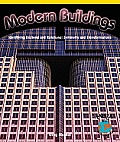 Modern Buildings: Identifying Bilateral and Rotational Symmetry and Transformations