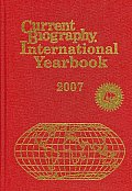 Current Biog Intl Yearbk 2007