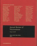 Annual Review of Neuroscience 2007