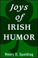 Joys Of Irish Humor