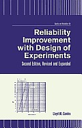 Reliability Improvement with Design of Experiment, Second Edition,