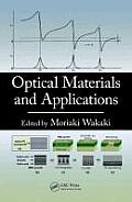 Optical Science and Engineering #148: Optical Materials and Applications Cover