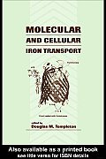 Molecular and Cellular Iron Transport