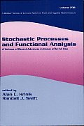 Stochastic Processes and Functional Analysis: A Volume of Recent Advances in Honor of M. M. Rao