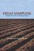 Field Sampling : Principles and Practices in Environmental Analysis (04 Edition)