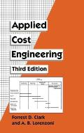 Applied Cost Engineering Third Edition