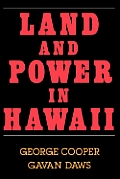 Land and Power in Hawaii: The Democratic Years