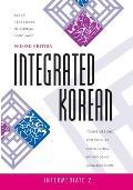 Integrated Korean : Intermediate Level 2 (01 - Old Edition)