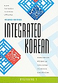 Integrated Korean : Beginning 1 (2ND 10 Edition)