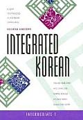 Integrated Korean Intermediate 1 2nd Edition