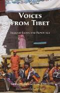 Voices from Tibet: Selected...