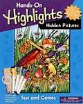 Hands-On Highlights #3: Hidden Pictures: Sun and Games