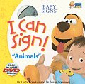 I Can Sign!: Animals