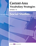 Content-Area Reading, Writing, Vocabulary for Social St #2: Content-Area Vocabulary Strategies for Social Studies
