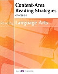 Content-Area Reading, Writing, Vocabulary for Language #1: Content-Area Reading Strategies for Language Arts