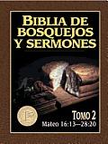 Biblia de Bosquejos y Sermones-RV 1960-Mateo V02 16-28