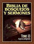 Biblia de Bosquejos y Sermones-RV...