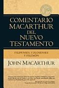 Filipenses Colosenses y Filemon (Comentario MacArthur del N.T.)