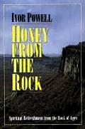 Honey from the Rock: Spiritual Refreshment from the Rock of Ages