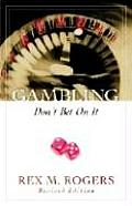Gambling: Don't Bet on It Cover