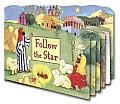 Follow the Star (Pushalong Books)