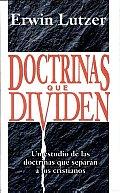 Doctrinas Que Dividen