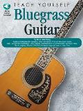 Teach Yourself Bluegrass Guitar with CD (Audio) (Teach Yourself Bluegrass)