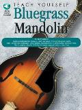 Teach Yourself Bluegrass Mandolin With Audio CD