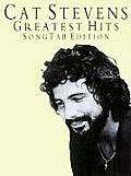 Cat Stevens Greatest Hits Songtab Edition