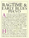 Library of Ragtime and Early Blues Piano