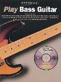 Play Bass Guitar with CD (Audio) (Step One)