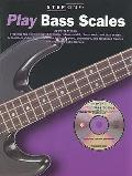 Step One: Play Bass Scales