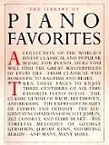 Piano Favorites (Library of Series)