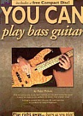 You Can Play Bass Guitar with CD (Audio) (You Can)