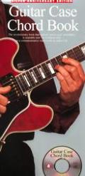 Guitar case chord book