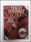 Step One: Teach Yourself Violin [With Video and CD]