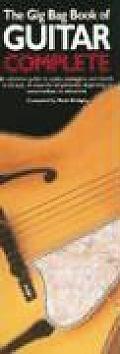 Gig Bag Book Of Guitar Complete