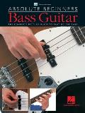 Absolute Beginners: Bass Guitar (Absolute Beginners)