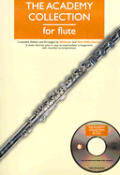 The Academy Collection for Flute [With CD]