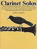 Clarinet Solos: Efs 28 (Clarinet)