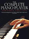 Complete Piano Player Omnibus Edition