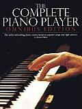 Complete Piano Player Omnibus Edition