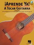 Aprende YA! a Tocar Guitarra with CD (Audio) (Aprende YA!)