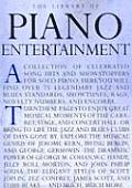 Library Of Piano Entertainment