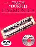 Teach Yourself Harmonica with Book(s) and Other and CD (Audio) and DVD (Step One Teach Yourself)