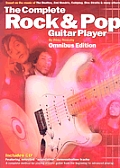 Complete Rock & Pop Guitar Player Omnibus Edition With CD