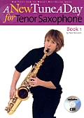 Tenor Saxophone Book 1 [With CD]