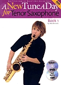 Tenor Saxophone Book 1 [With CD and DVD]